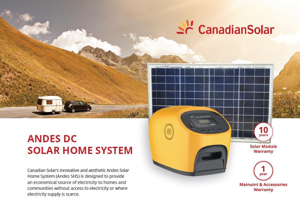 Andes Solar Power System